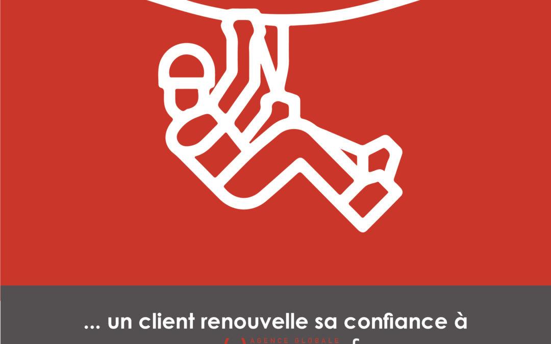 Un client renouvelle sa confiance à An(i)mage !