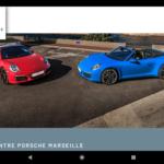 Porsche Marseille Partenaire de Quintessence Immobilier
